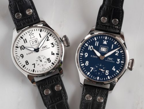 IWC Big Pilot Big Date Edition 150 Years