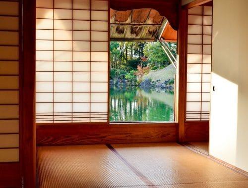 J Balvin video - Japans design-geïnspireerde huis