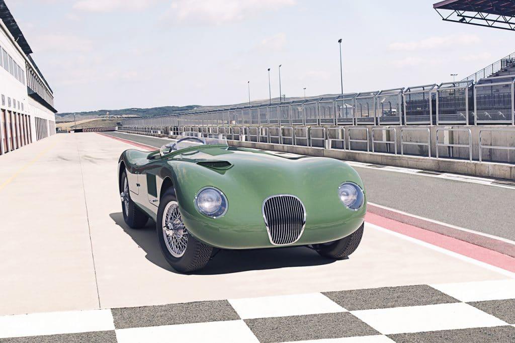 Jaguar Classic C-type Continuation Le Mans 1953