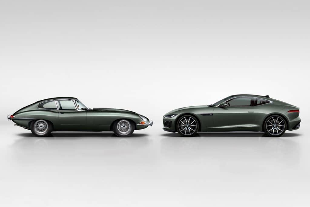Jaguar F-TYPE Heritage 60 Edition door SV Bespoke ...