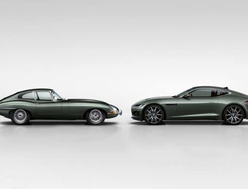 Jaguar F-TYPE Heritage 60 Edition SV Bespoke