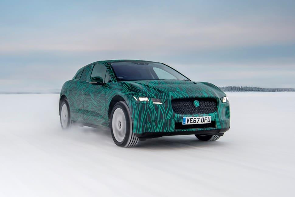 Jaguar I Pace Suv Verschijnt In Maart Op De Markt Mannenstyle