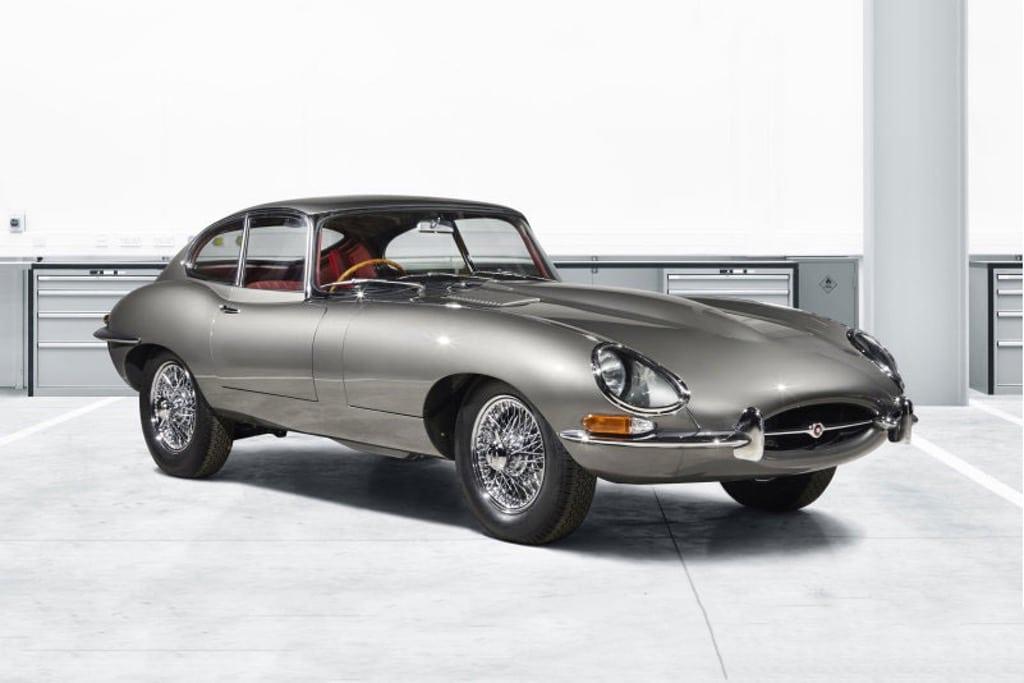 Jaguar Reborn - Jaguar Classic E-Type Series 1 1965