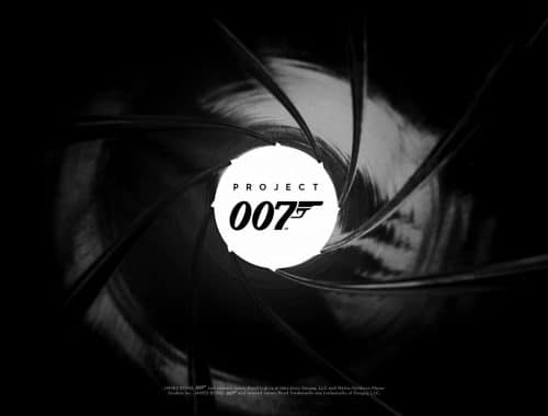 Project 007 Nieuwe James Bond game