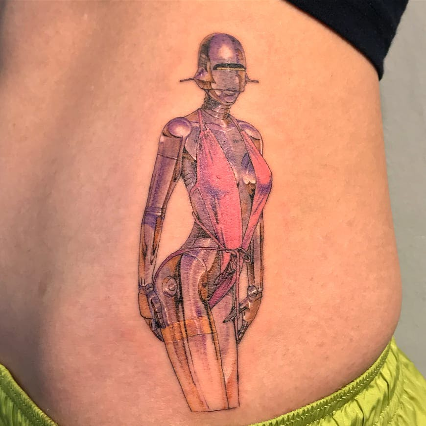 jaren 80 tattoos