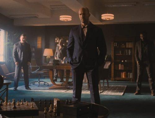 Guy Ritchie's Wrath of Man met Jason Statham