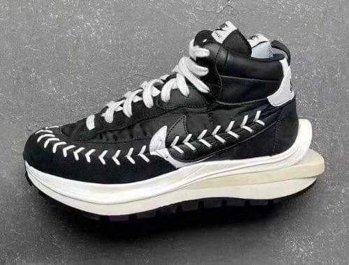 Jean Paul Gaultier x sacai Nike LDVaporwaffle Mix