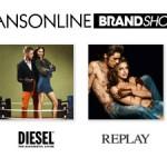 Jeans Online branded shops