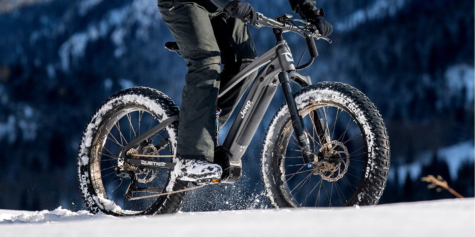 jeep e-bike - elektrische fiets