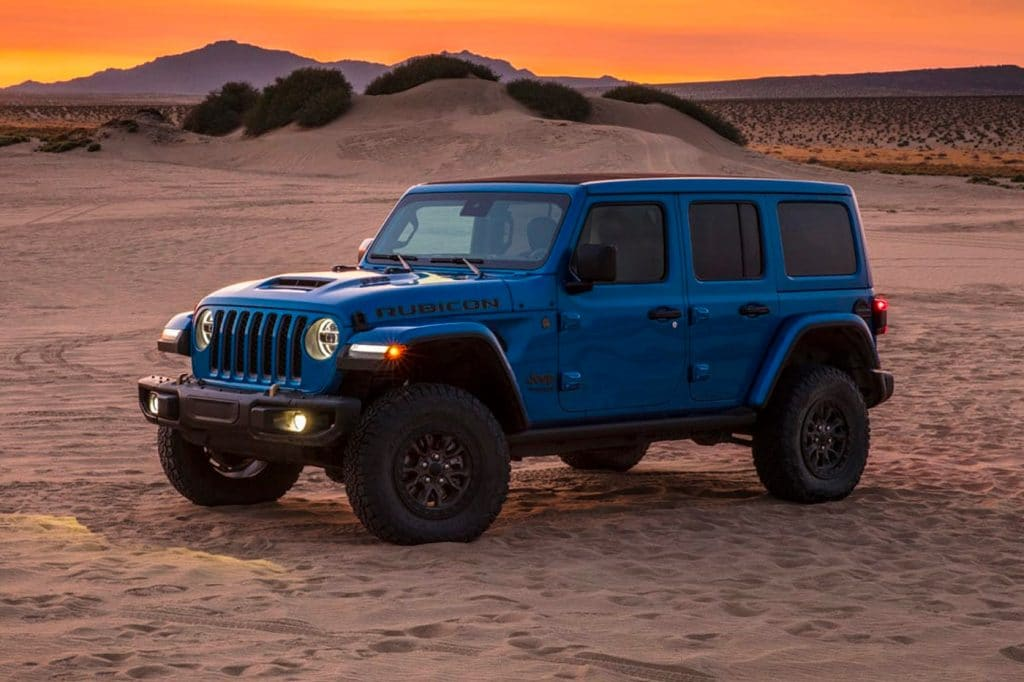 jeep wrangler rubicon 392 - 2021