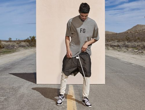 tweede Fear of God x Nike Collectie