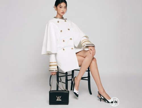 Squid Game-actrice Jung Ho-yeon ambassadrice Louis Vuitton