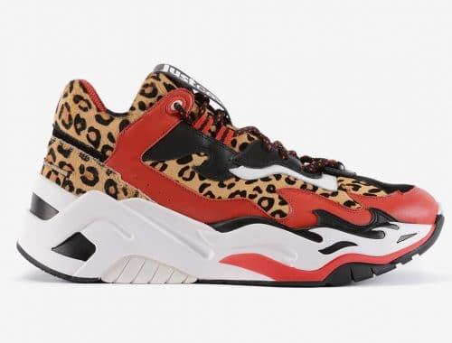Just Cavalli P1thon sneaker