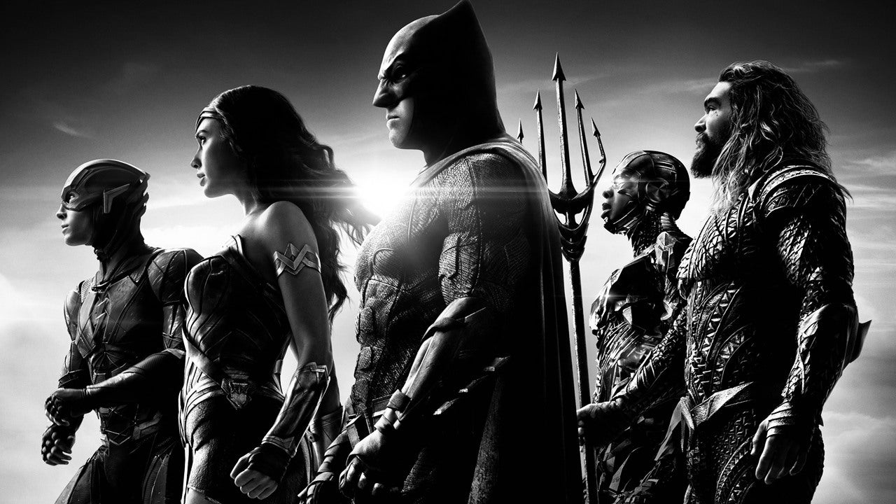 Justice League: The Snyder Cut online kijken in Nederland