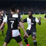 Juventus niet in FIFA 20 - eFootball PES 2020