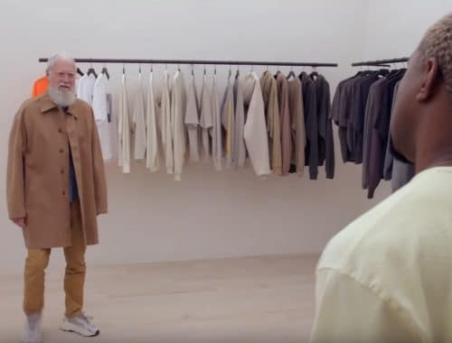 Kanye West huis californie - My Next Guest Needs No Introduction With David Letterman