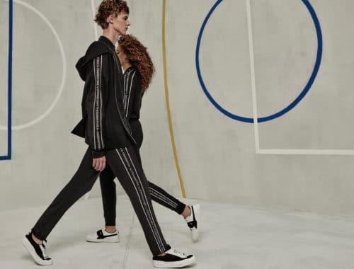 Karl Lagerfeld en Puma capsule collectie