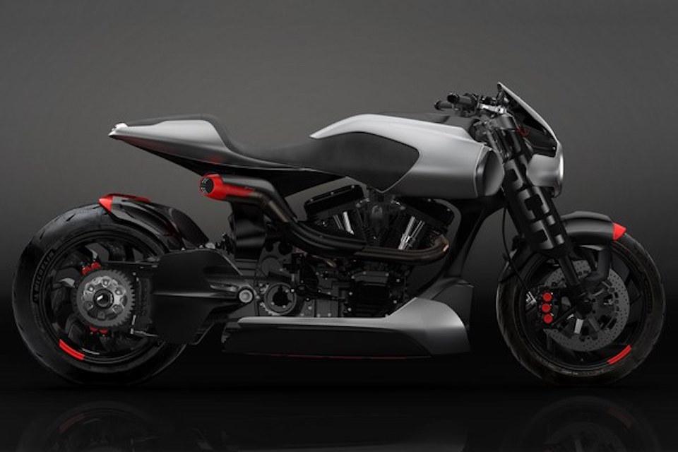 Arch Motorcycle Keanu Reeves motor