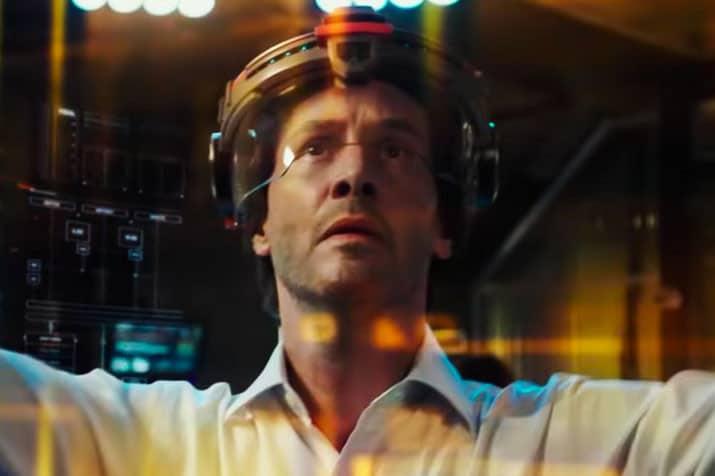 Replicas Keanu Reeves bioscoop trailer