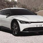 Kia EV6 onthuld: Volledig elektrische crossover
