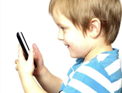 smartphone kidsproof