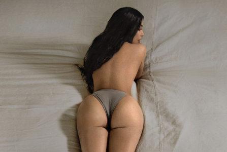 Kim Kardashian YEEZY Boost 350 V2 campagne