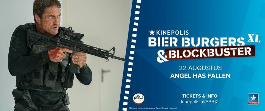 BBB XL Kinepolis: Angel Has Fallen