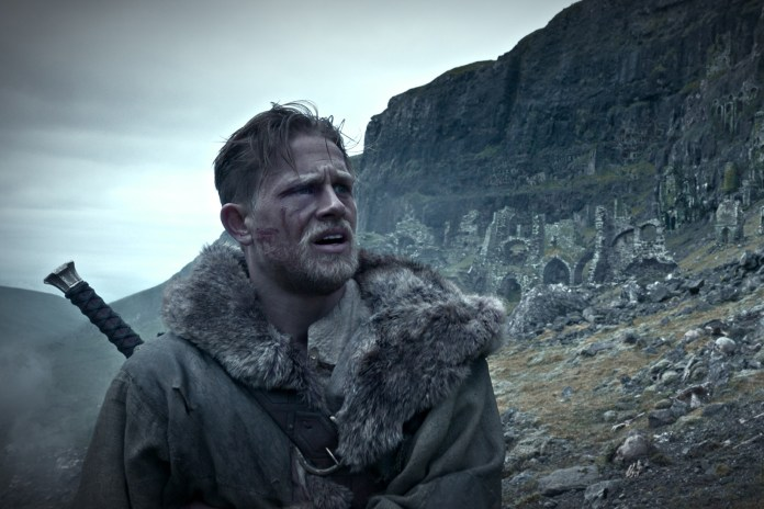King Arthur: Legend Of The Sword trailer bioscoop