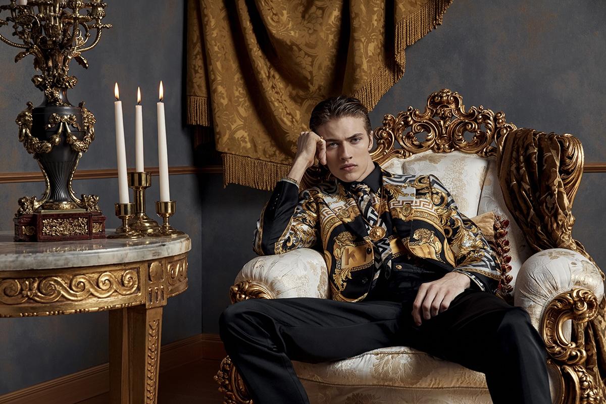 KITH & Versace men