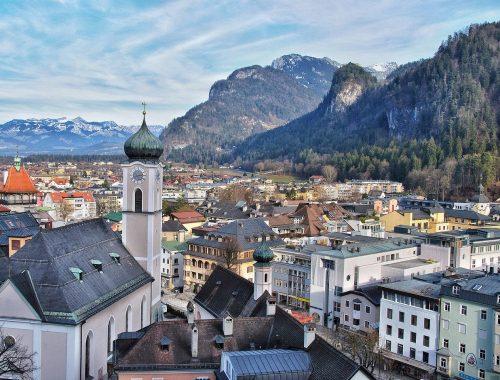 vakantie naar Oostenrijk Kufsteinerland
