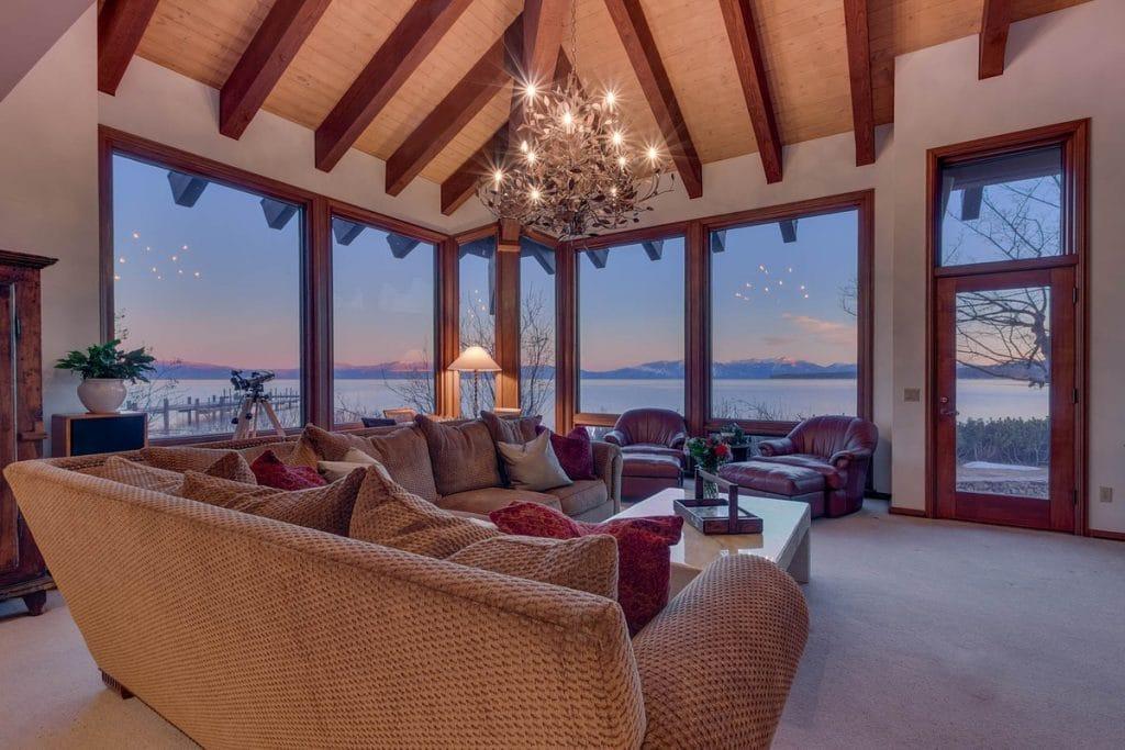 The Godfather Part II Lake Tahoe landgoed te koop