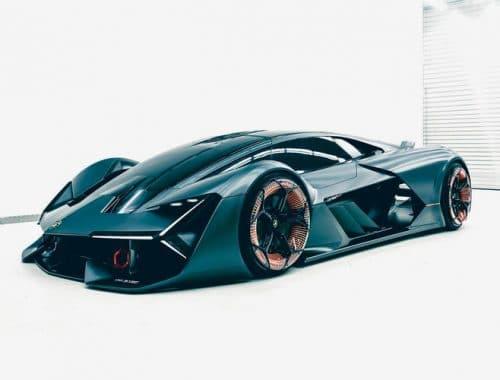 Lamborghini LB48H Terzo Millennio