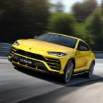 Lamborghini Urus onthuld
