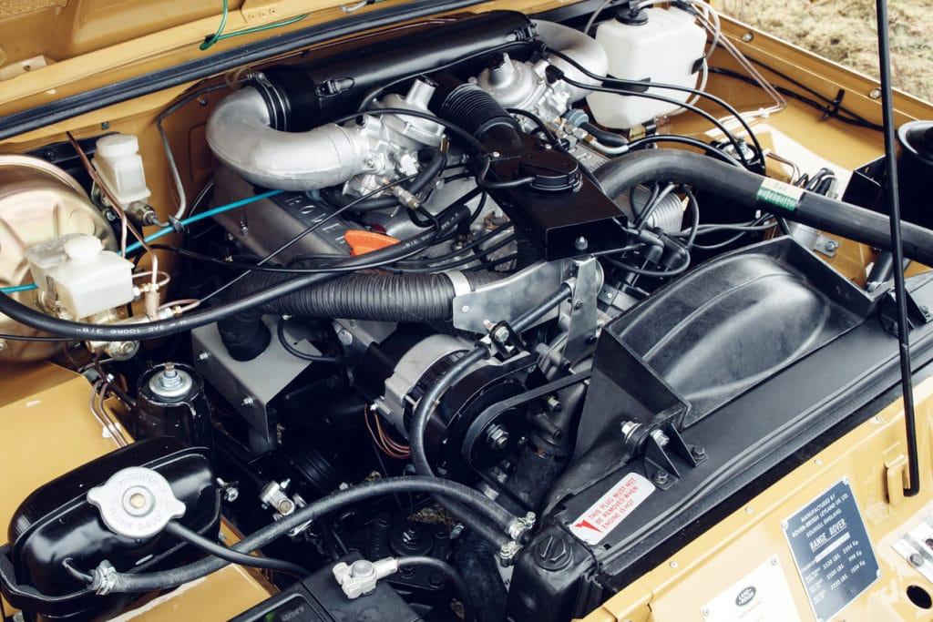Range Rover Classic Reborn