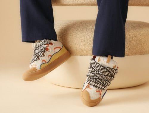 Lanvin Curb sneaker 2021