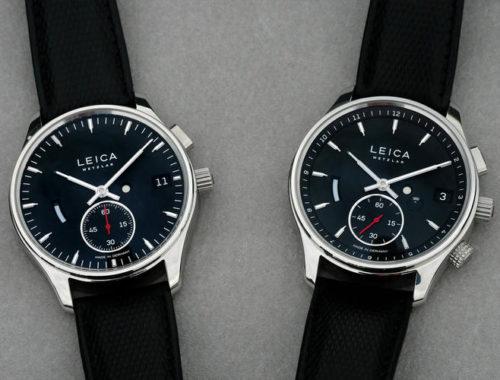 Leica L1 & Leica L2 horloge