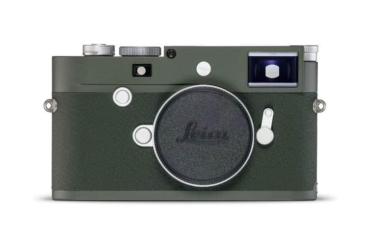 Leica Limited-Edition Safari M10-P Camera