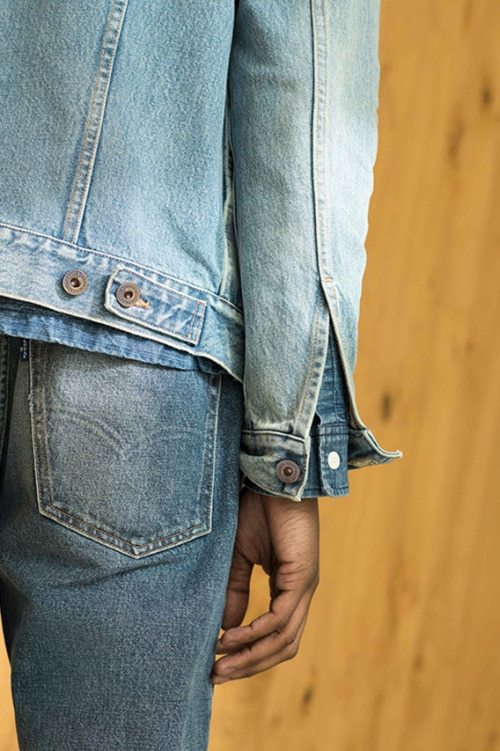 Levi 39 s made crafted fw2016 collectie for Levi s made and crafted