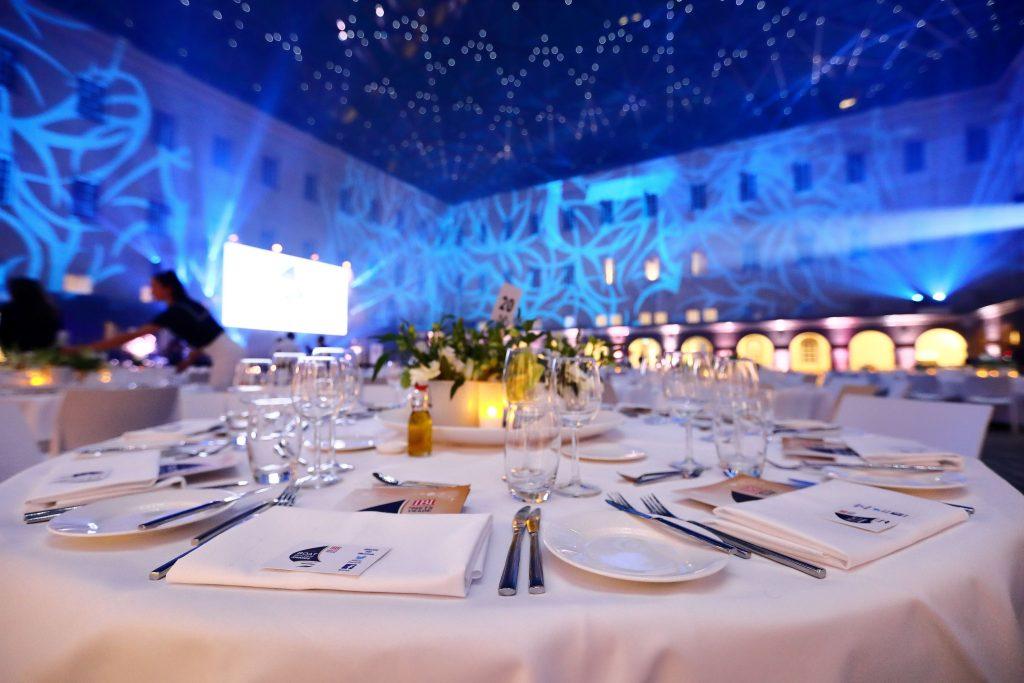 Look for the Stars diner sterrenchefs Het Scheepvaartmuseum