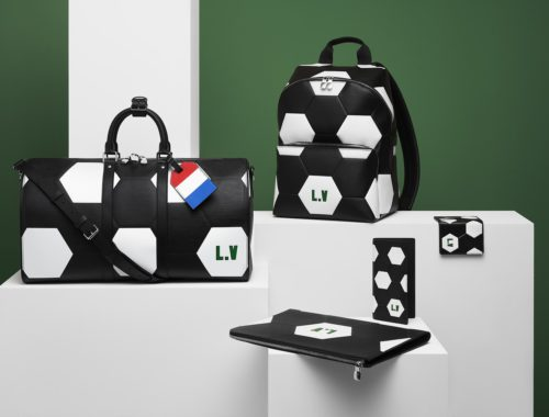FIFA x Louis Vuitton 2018 World Cup Leather Accessories