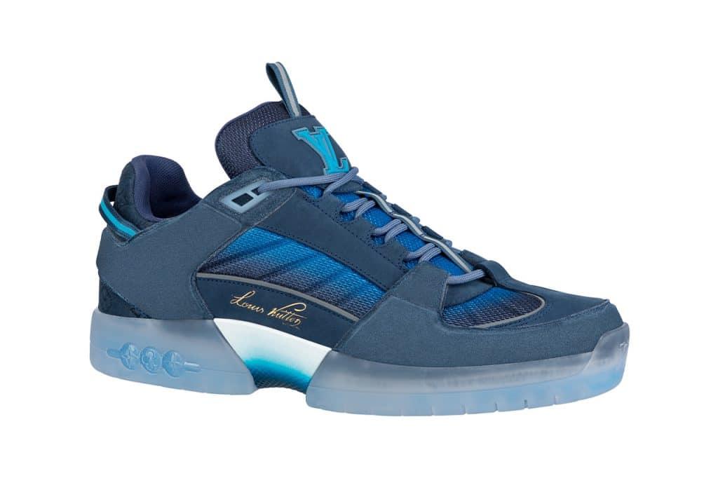 Lucien Clarke x Louis Vuitton Skate Shoe A View