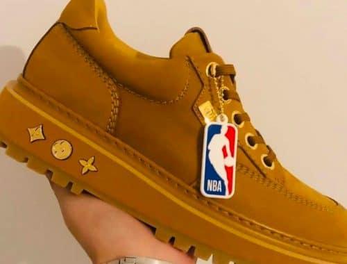 NBA x Louis Vuitton schoenen