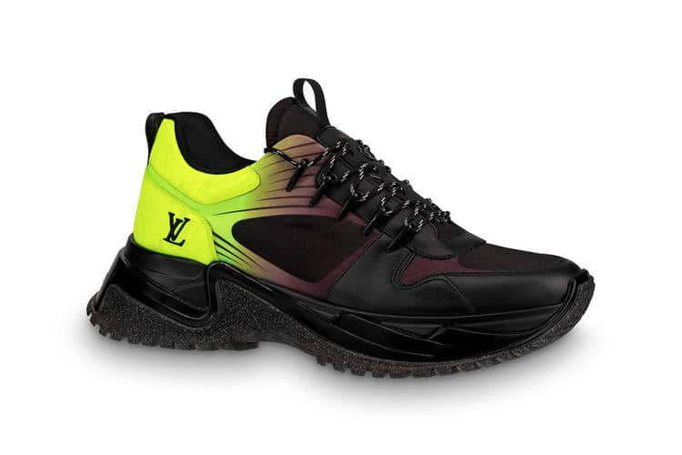 Welp Louis Vuitton Run Away Pulse sneaker is hier | MANNENSTYLE RA-34