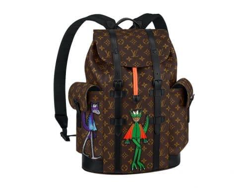 Louis Vuitton SS21 accessoires voor heren