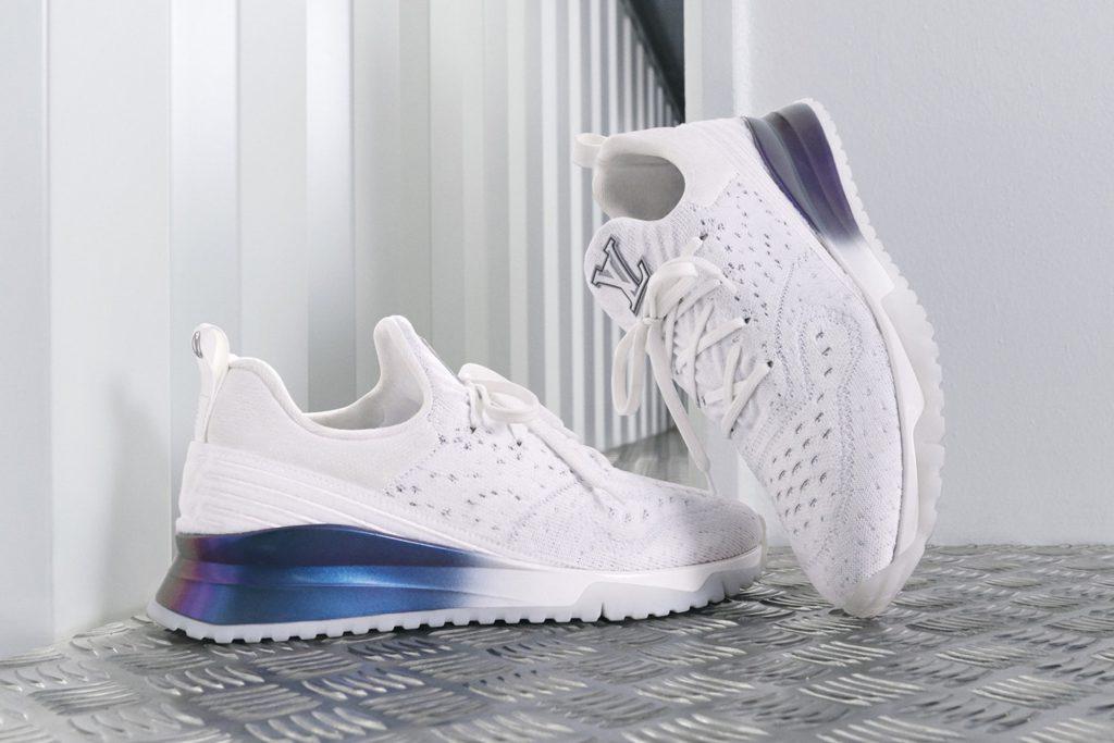 a640c338174 Louis Vuitton VNR sneaker onthuld in nieuwe kleuren   MANNENSTYLE