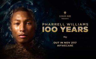 LOUIS XIII 100 years pharrell williams