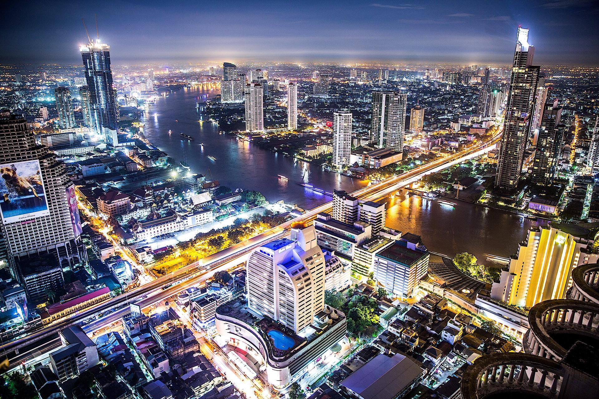 luxe vakantie naar thailand - bangkok