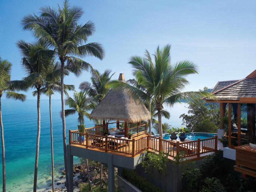 luxe vakantie naar thailand - Four Seasons Resort Koh Samui