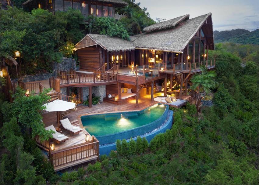luxe vakantie naar thailand - Six Senses Yao Noi