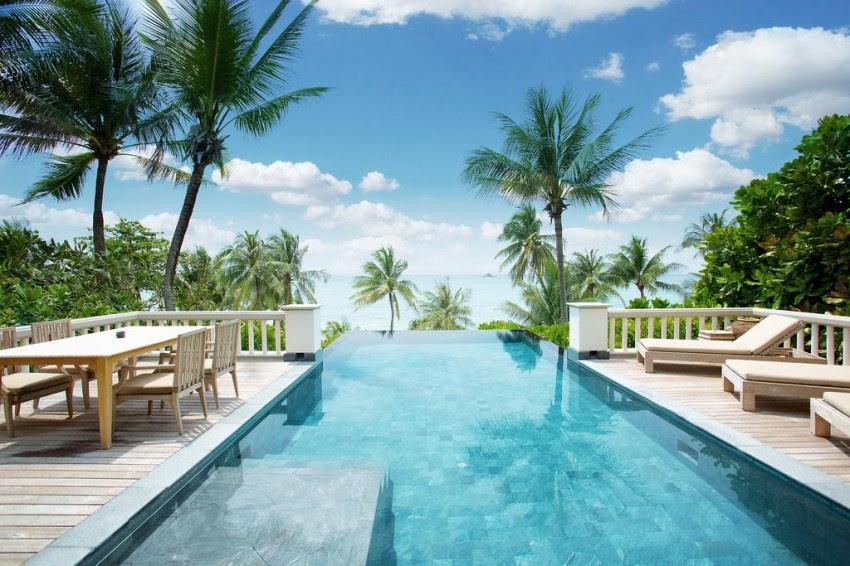 luxe vakantie naar thailand - Trisara Phuket
